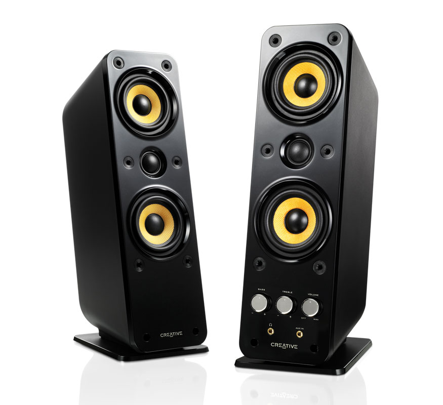 GigaWorks T40 Series II 2.0 High End Speakers   Creative Labs (United  States)