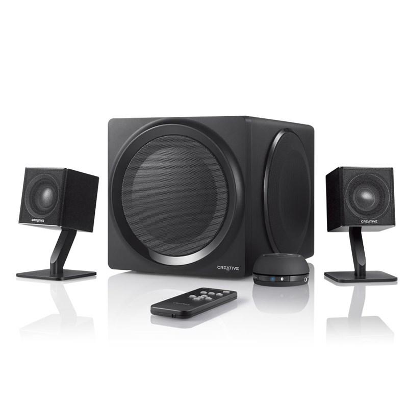creative t4 wireless - système de haut-parleur sans fil avec nfc 2.1