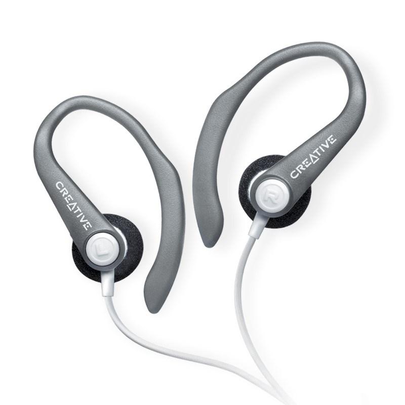 Ep 510 Ear Hook Earphones Creative Labs Pan Euro