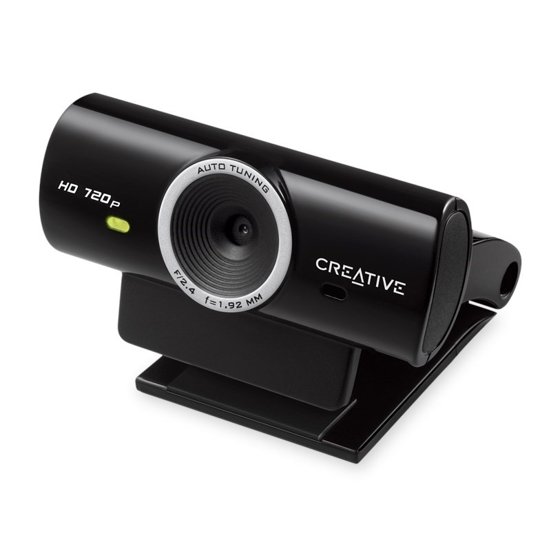 Creative Live! Cam Sync HD 720p plug-and-play webcam - Creative Labs ...