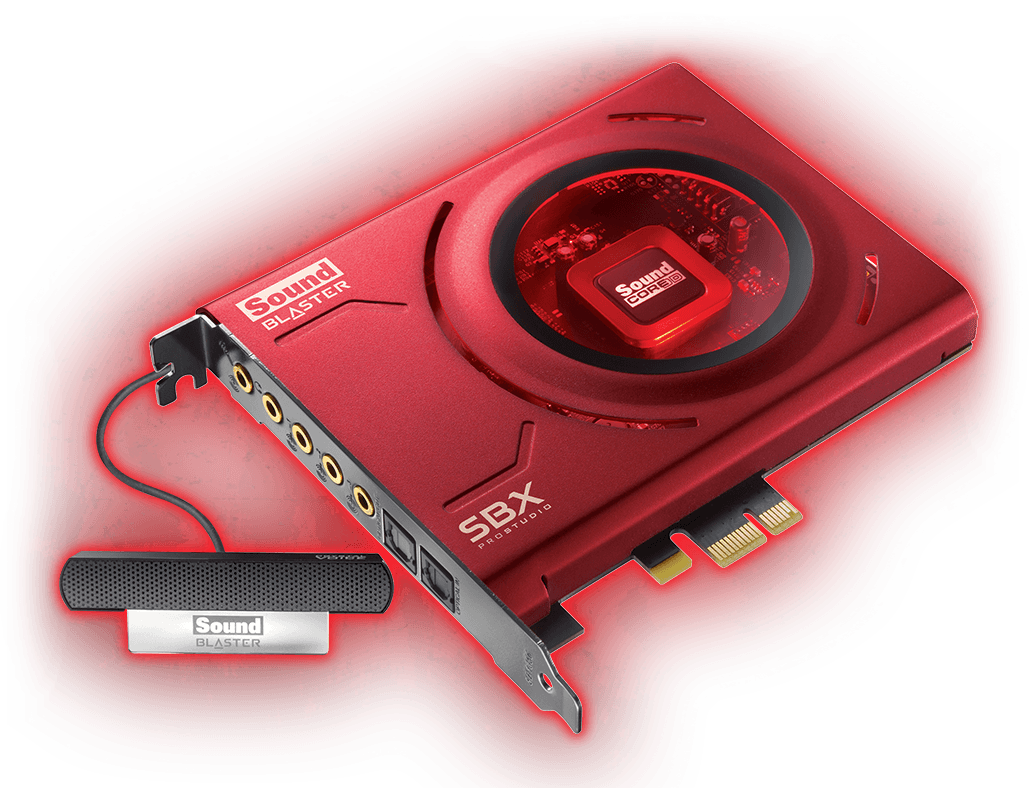 Sound Blaster Z Pci Card 4 Channel With Game Port