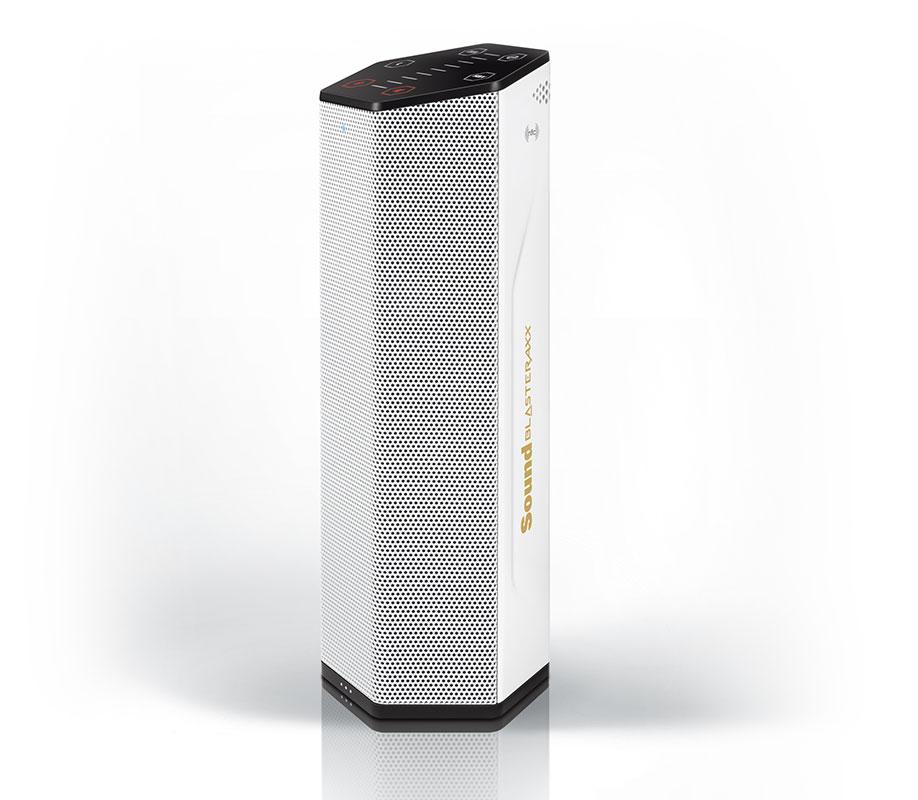 Sound Blasteraxx Axx 200 The Intelligent Wireless Sound System
