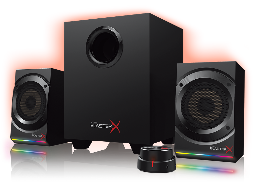 Sound Blasterx Kratos S5 Speakers Creative Labs