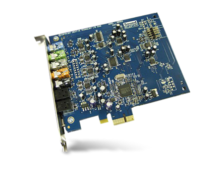 Sound Blaster X-Fi Xtreme Audio PCI Express