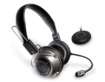 Digital Wireless Gaming Headset HS-1200