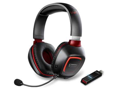 Sound Blaster Tactic3D Wrath Wireless