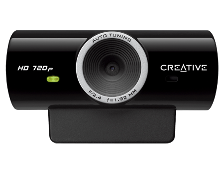 creative webcam live pro drivers for windows 10