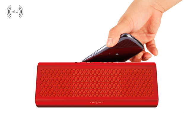 Creative Airwave HD Red