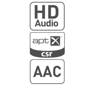High-definition playback quality minus the wires