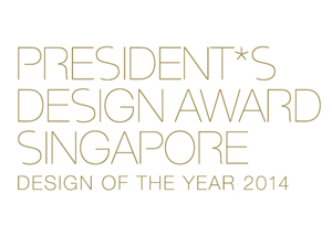 President's Design Award Singapore 2014: Design of the Year