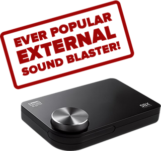 Sound Blaster X-Fi Surround 5.1 Pro