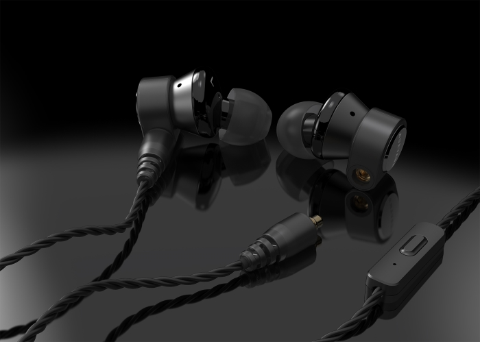dcd16aa105c Aurvana Trio: Audiophile-Grade Hybrid Triple Driver In-Ear Headphones