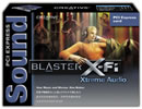 PCI Express Sound Blaster X-Fi Xtreme Audio
