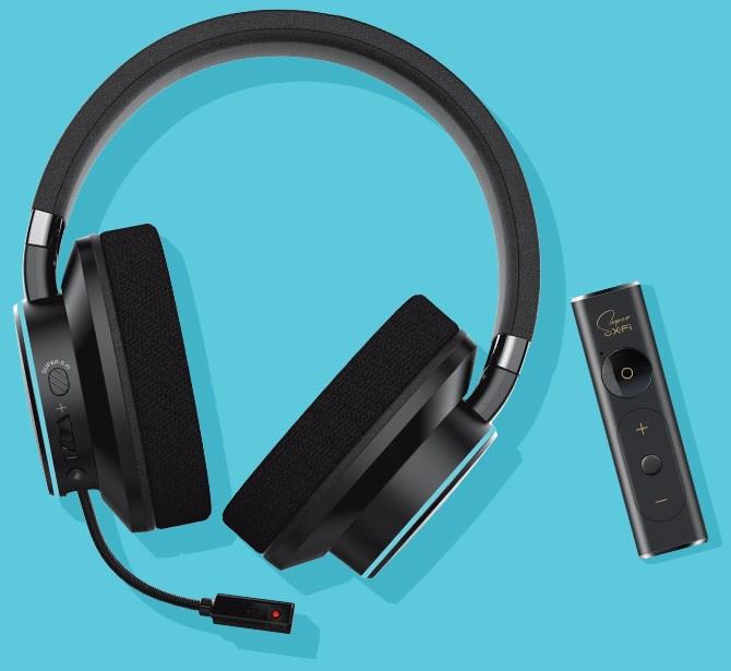 Creative SXFI AMP Super X-Fi Headphone Amp for Android Users