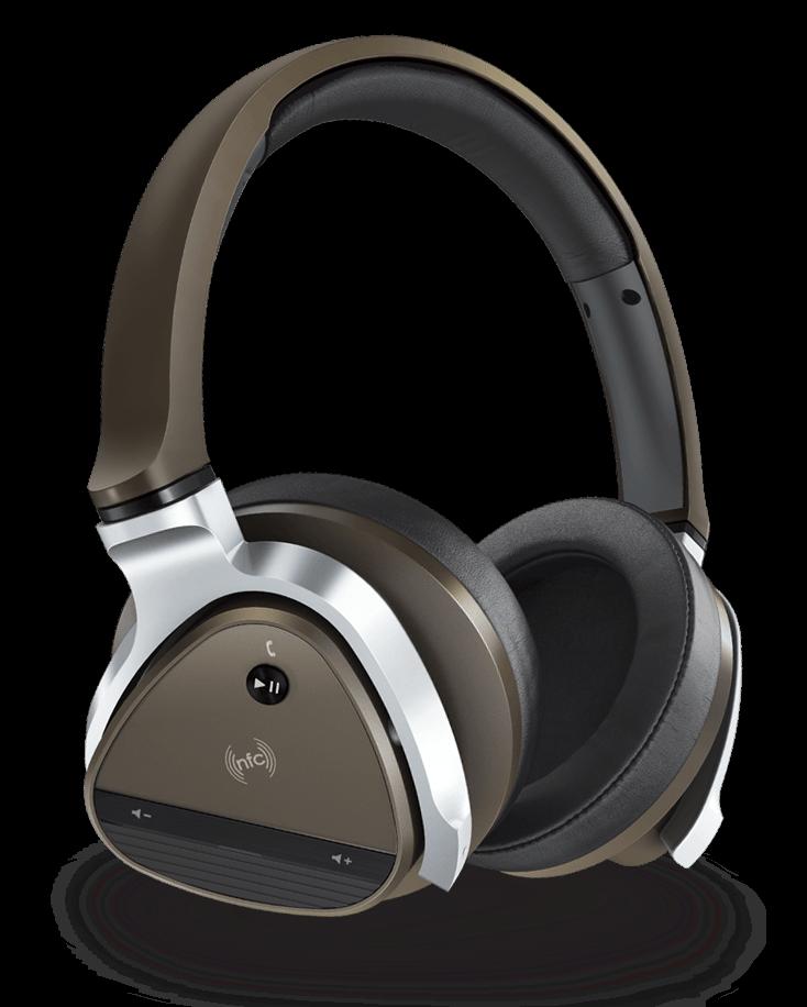 Aurvana Gold – Cuffie Bluetooth con cancellazione del rumore ... 69373c74b723