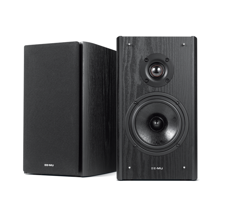 E MU XM7 Bookshelf Speakers