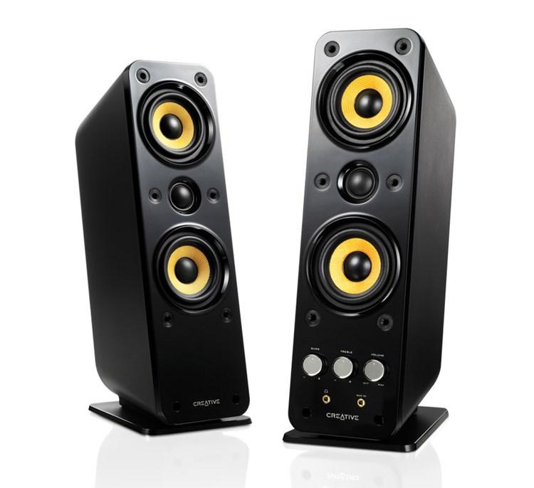High End Speakers >> Gigaworks T40 Series Ii 2 0 High End Speakers Creative Labs