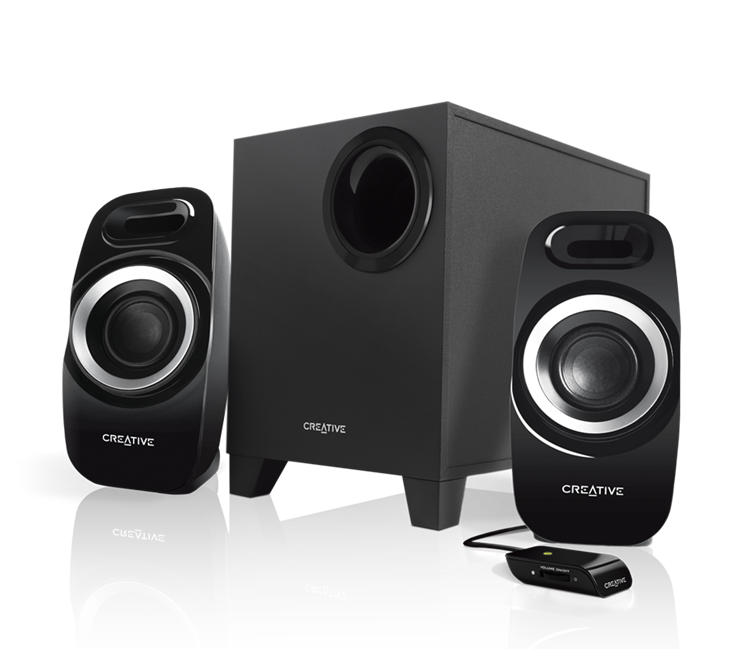 Creative Inspire T3300 - Speakers - Creative Labs (United States) 2084c02b22f64