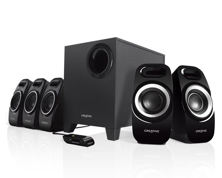 5.1 soundsystem pc