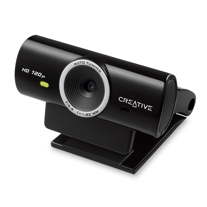 Creative Live! Cam inPerson HD (VF0720) Webcam Driver for Mac