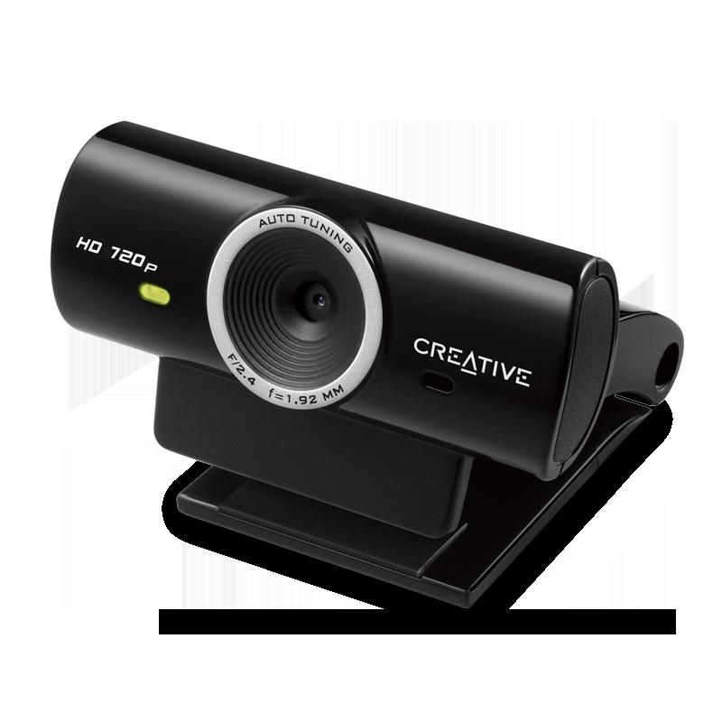 Creative Live! Cam inPerson HD (VF0720) Webcam Driver for Mac