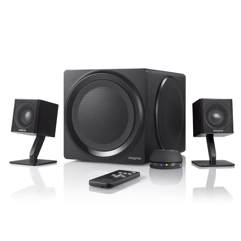 creative t4 wireless speakers creative labs united. Black Bedroom Furniture Sets. Home Design Ideas