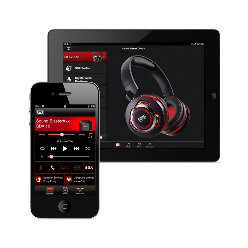 Sound Blaster Central - - Creative Labs (United States)