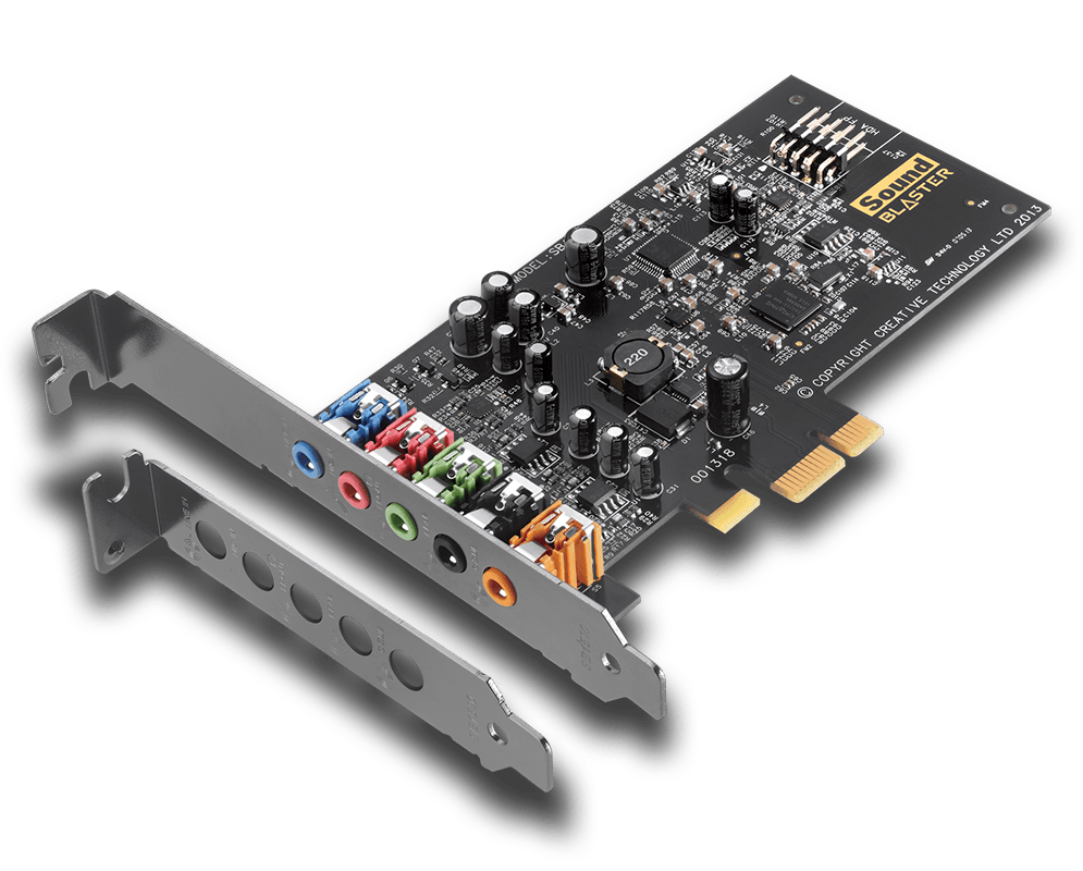 Lenovo ThinkCentre A35 SoundBlaster Audigy Audio Last