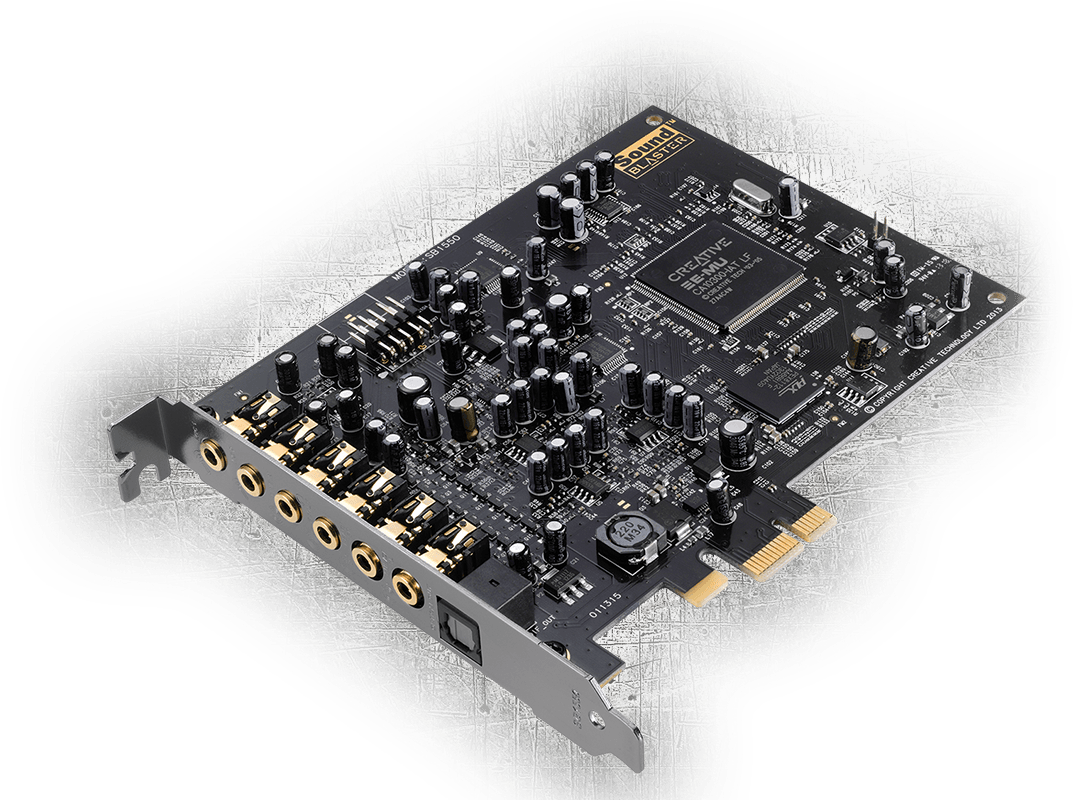 7.1 surround sound card for mac pro