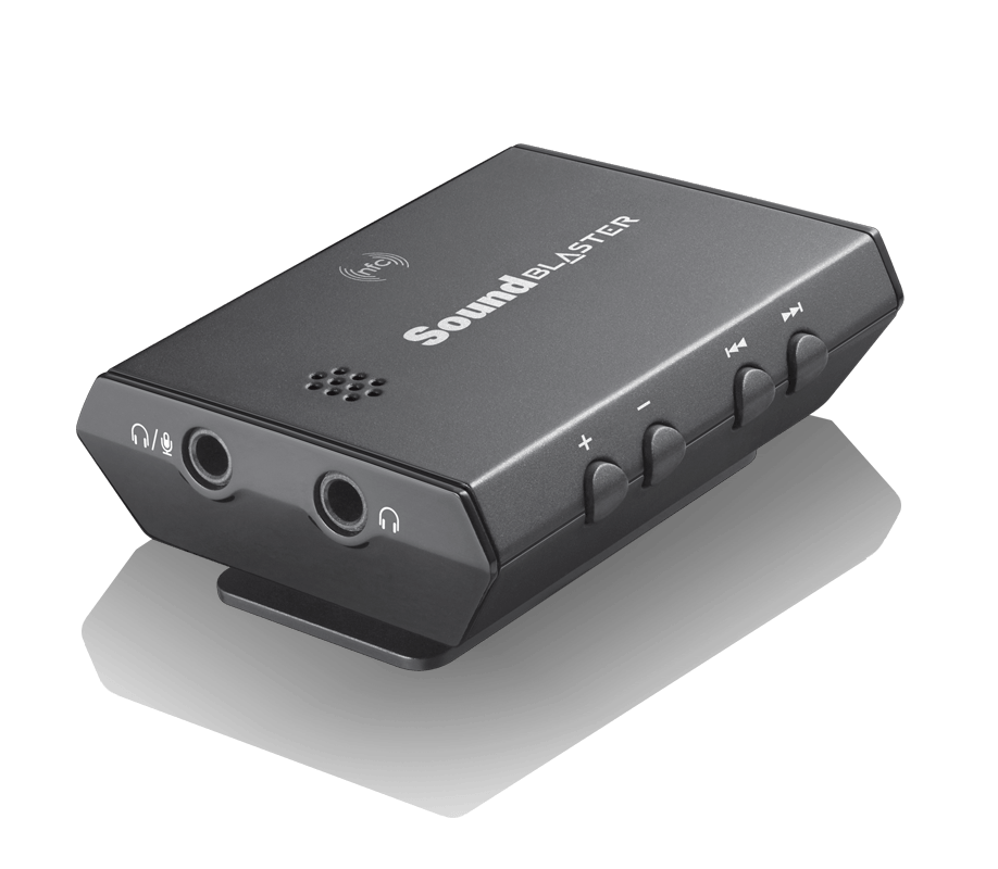 Driver: Creative Sound Blaster E3 Amplifier