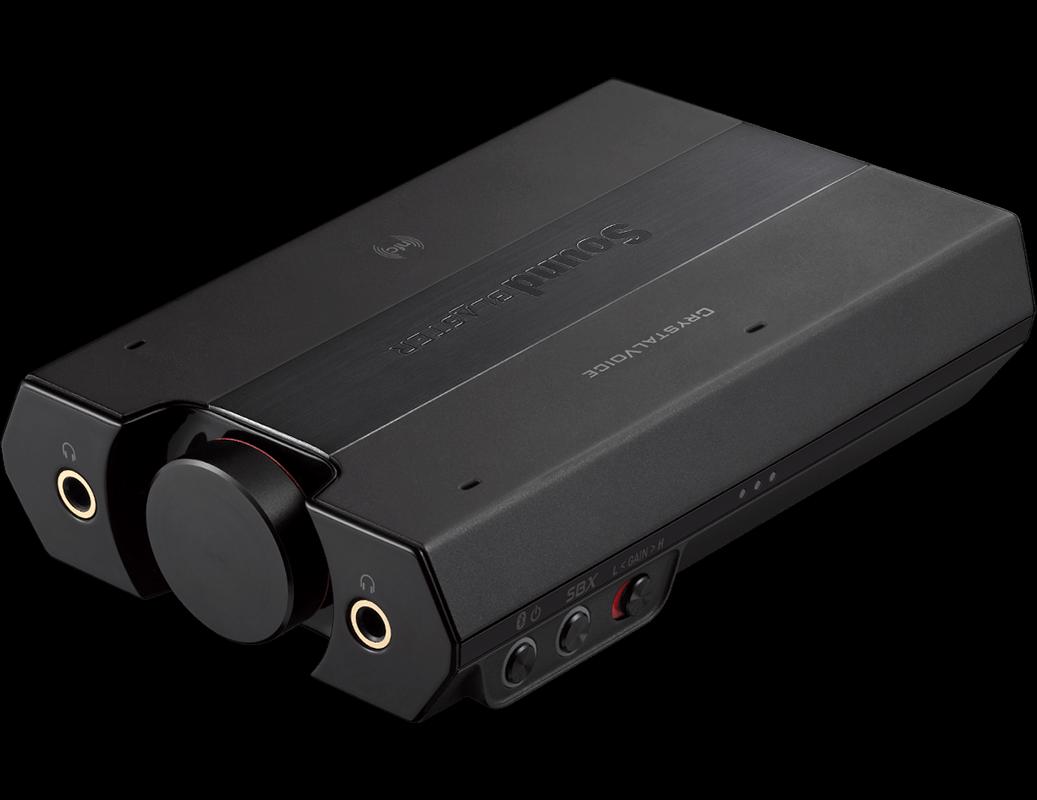 Creative Sound Blaster E5 Audio Treiber Windows XP