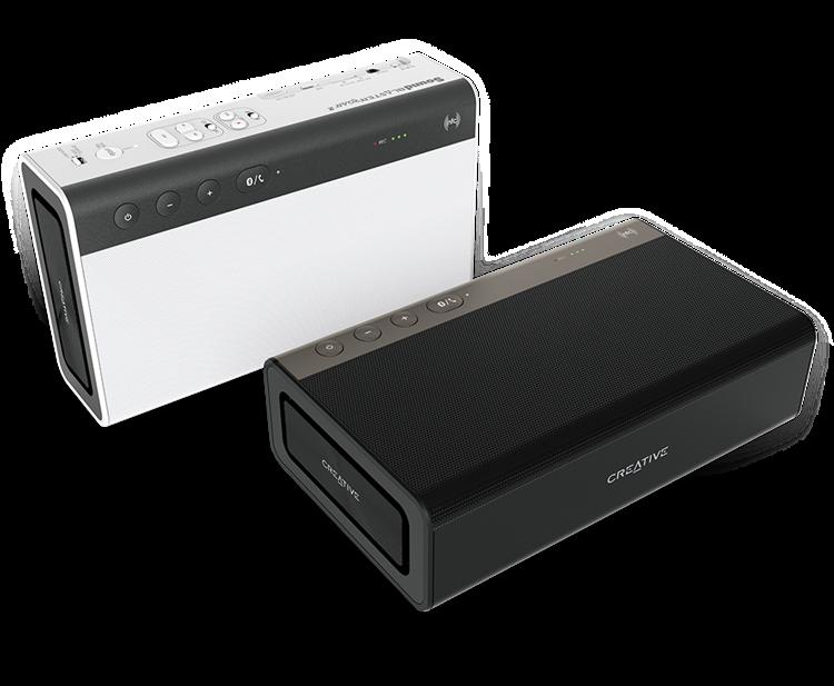 Sound Blaster Roar 2 – Portable wireless speaker with NFC