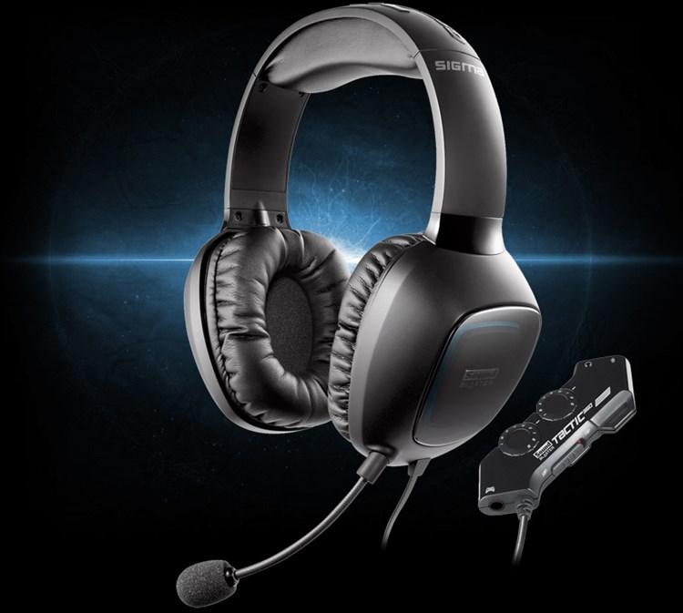 Sound Blaster Tactic360 Sigma - Cuffie da gioco - Creative Labs (Italia) 9d50e3306f32
