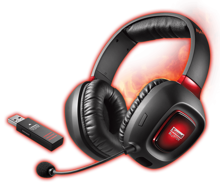 Creative Sound Blaster Tactic3D Rage USB Drivers for Mac