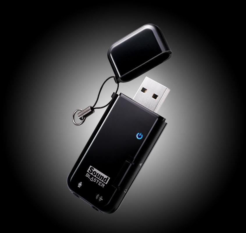 Creative Sound Blaster USB Series Windows Driver for PC