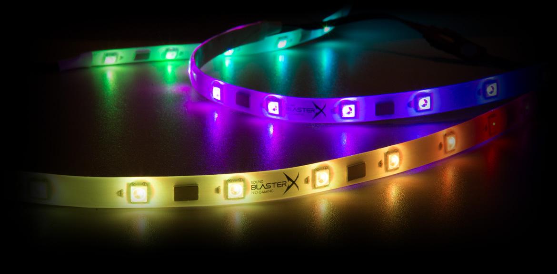 Lighting Kit For Sound Blasterx Ae 5 Creative Labs