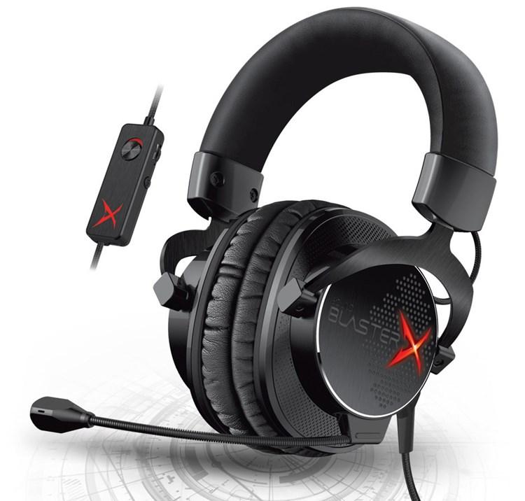 Sound BlasterX H7 - Cuffie da gioco - Creative Labs (Italia) cf547e701410
