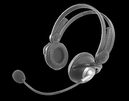 HS 350 Headset (Black)