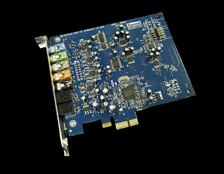 Creative labs sb0790 pci sound blaster x-fi xtreme audio sound.