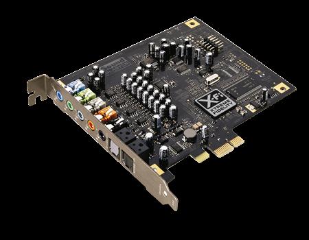 Sound blaster x-fi titanium pcie 7. 1 sound card creative labs (asia).