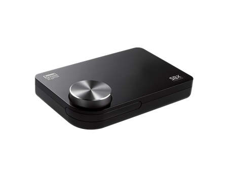 Sound Blaster X-Fi Surround 5 1 Pro USB Sound Card