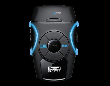 Sound Blaster Recon3D Surround Sound Processor - Creative Labs (Asia)