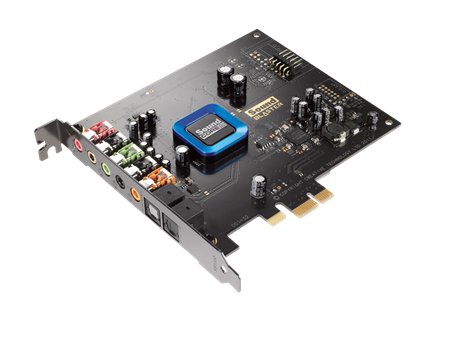 Sound Blaster Recon3D PCIe Sound Core3D Card - Creative Labs