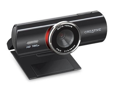 Creative labs live cam sync hd 720p