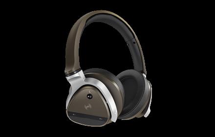 Med Aurvana Gold får du snabb och enkel ihopkoppling med dina Bluetooth-kompatibla  enheter via NFC (Near Field Communication) och Bluetooth 3.0. 5b4cd8ad5b43c