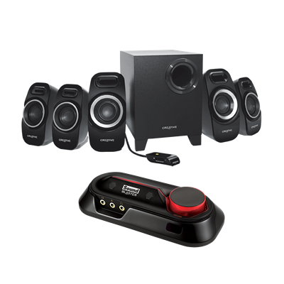 sound blaster x fi surround 5.1 pro manual