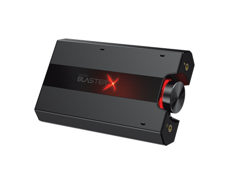 4d317e31157c3 Sound BlasterX G5. Портативная 7.1-канальная звуковая карта ...