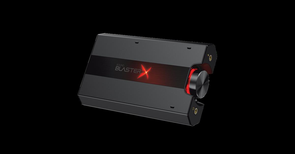 62de44894d356 Sound BlasterX G5 - Sound Blaster - Creative Labs (Russia)