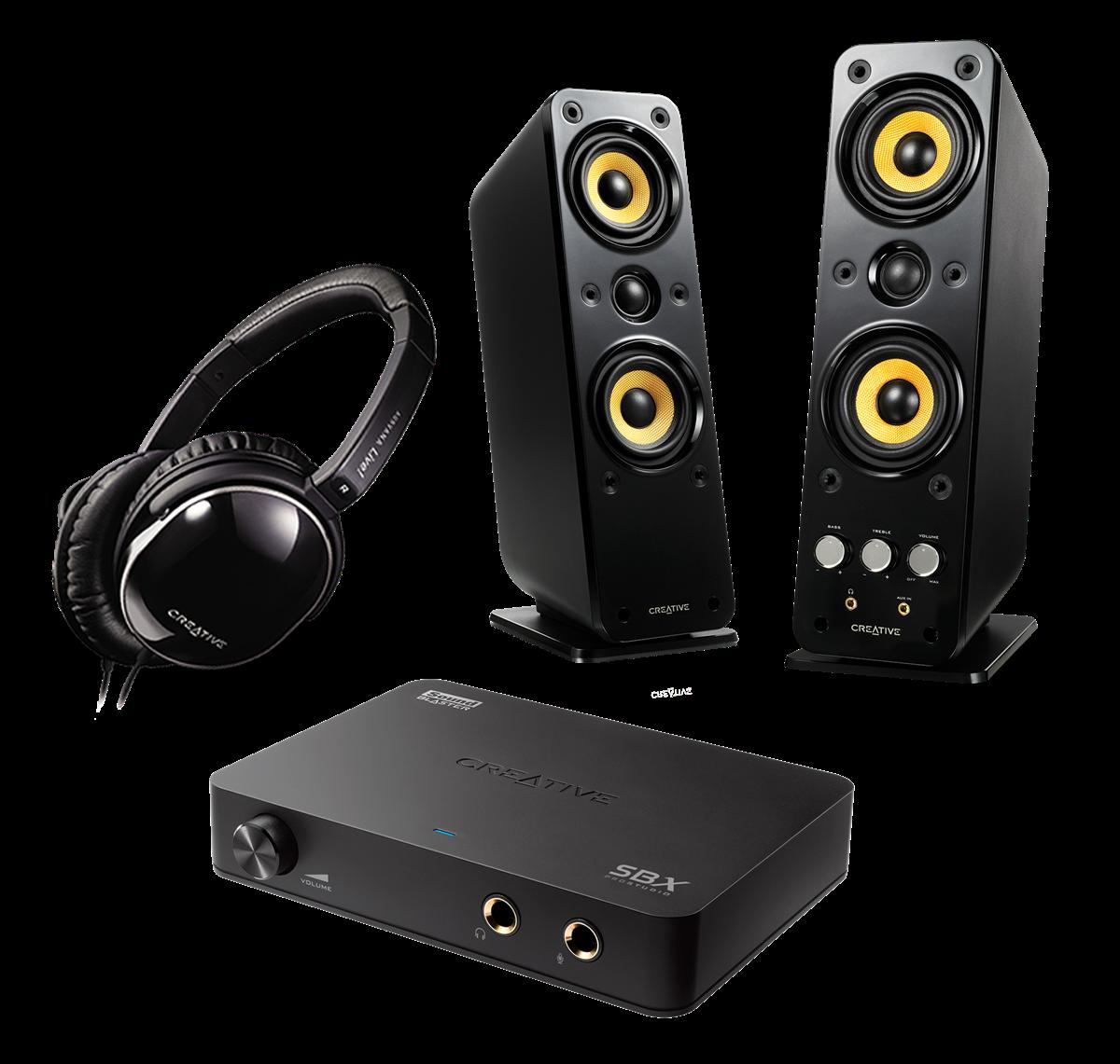 Pubg Pan Png Hd: Sound Blaster X-Fi HD Desktop Bundle