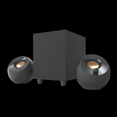 Creative Pebble - Modern 2 0 USB-powered Desktop Speakers